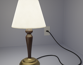 3D asset Lamp - Bedside lamp