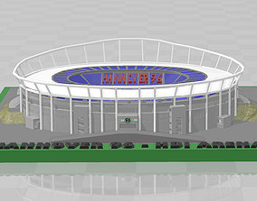 3D printable model Hannover 96 - HDI Arena miniatures