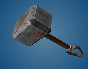 3D model Warhammer