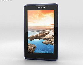 Lenovo Tab A7 Midnight Blue 3D model