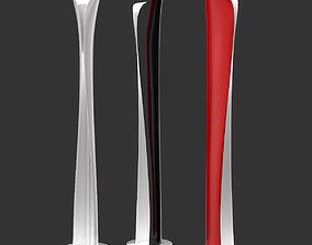 Cadmo Floor Lamps - Artemide 3D model