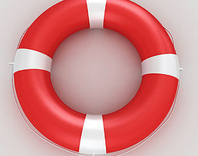 Lifebuoy sea 3D model