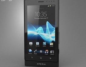 3D asset Sony Xperia Sola