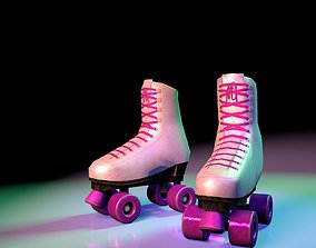 3D model Rockin Rollerskates