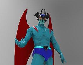 Devilman mazinger Tv Anime action 3D printable model