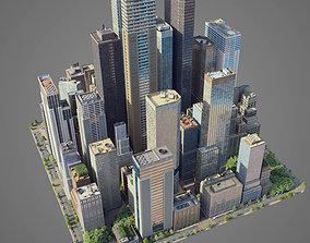 City S7 3D model VR / AR ready
