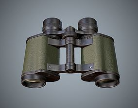 3D model realtime Binoculars