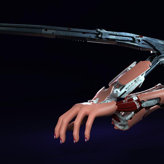 Cyberpung 2077 Mantis