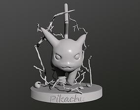 Pokemon - Pikachu 3D Ready Print