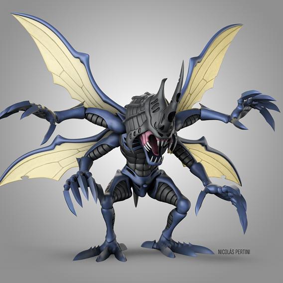Digimon - Kabuterimon