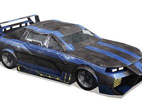 Mad Max CARS 3D model