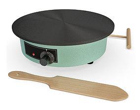 Pancake maker Equipment 3D model