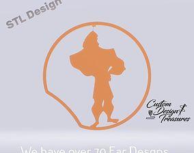 3D print model Emperors New Groove - Kronk