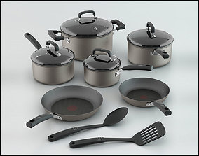 CookWare Collection 3D