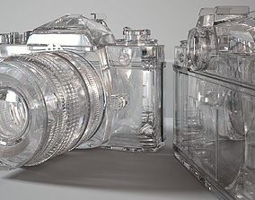 3D Nikon Iray Diamond iray