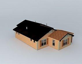 3D Townhouse.