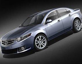 Honda Accord Sedan 3D