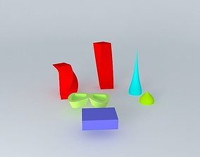 Ejercicio 19 Plug ins ruby script 3D model
