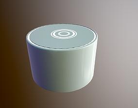 Futuristic Lounge Table 3D model
