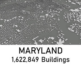Maryland - 1622849 3D Buildings realtime