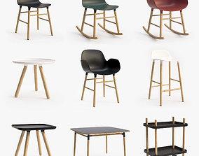 Normann Copenhagen Collection 3D