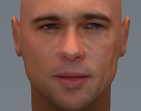 Brad Pitt 3D