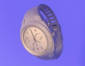3D asset Watch Jacques Lemans F5014