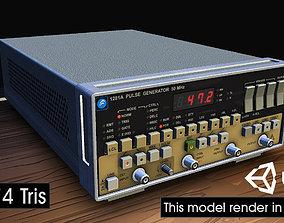 3D model Electronic Instrumentation Pulse Generator