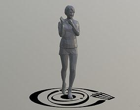 Human 029 LP R 3D model