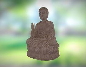 Lotus Buddha 3D