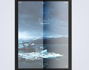 Apple iPad mini 2 3D model