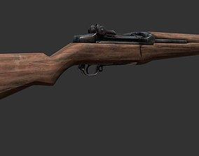 3D model M1 Garand Rifle