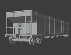 Coal Car 3D