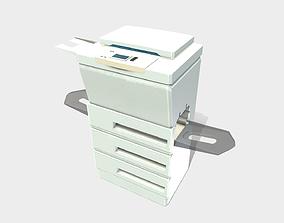 Low Poly PBR Photo Coppier 3D model