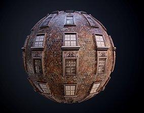 Building Appartment Seamless PBR Texture 3D model