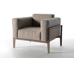 3D Elm Armchair cushions
