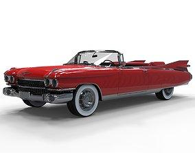 Cadillac El Dorado 1959 3D model