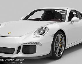 3D Porsche 911 GT3 2015