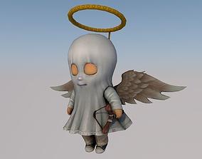 3D asset Cupid