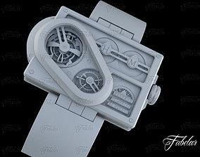 Harry Winston Histoire Tourbillon 3 3D model