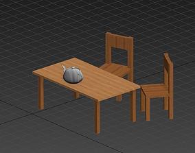 Furniture 3D printable model
