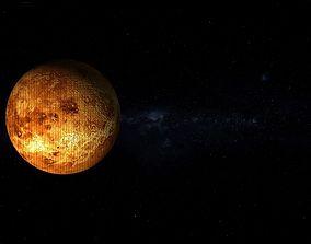 Venus 3D asset