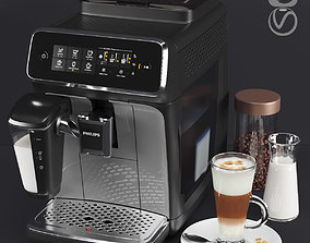 3D Series 3200 Fully automatic espresso machines I EP3246