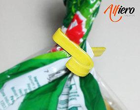 Food Bag Clip 3DPU1 candies
