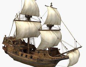 Sailboat 2 3D