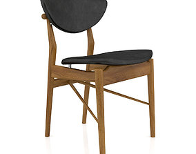 Finn Juhl 108 Chair 3D