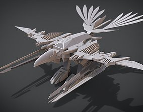 Jet Falcon 3D print model
