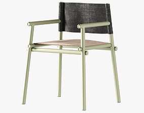 Emu Terramare Chair 728 3D model