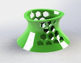 3D printable model Irregular Pen Holder Hive