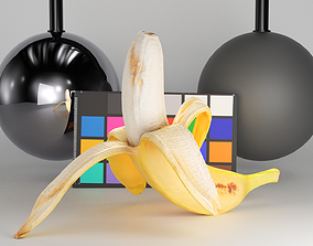 3D model Peeled Banana 22